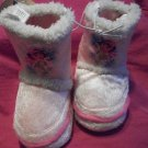 DORA the EXPLORER Fleece Slipper Boots childrens NWT size 6