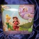 DISNEY FAIRIES TINKERBELL PRE-WASHED TWIN SHEET SET NIP