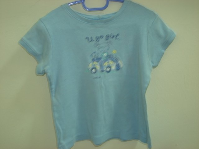 Oshkosh cute girl's shirt (002)