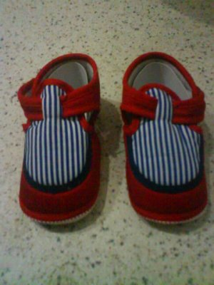 Brand new- Cute soft shoe for baby boy(KS003bs)