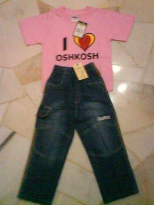 Oshkosh - pair for girls (KS006PP)