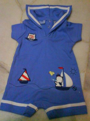 Brand new - CW Carters and sons , baby romper (KS001B)