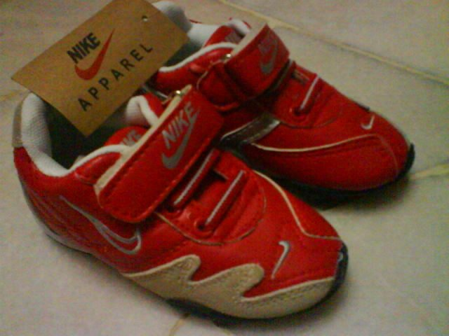 Brand New - Nike Red Scopio (KS006S)