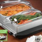 UZO1™ BUFFET SERVER & FOOD WARMING TRAY