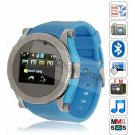 S60 Quad Band Dual active SIM Watch phone blue