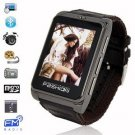 S9120 ultra Thin fashion phone watch quadband 1.8 inch touch camera single SIM bluetooth