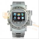 W980 Watch CellPhone  with Steel house and Camera Expand Memory