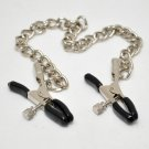 Chain Clasp Nipple Clamps