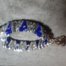 Dallas  Cowboys  Crystal  Serenity  Bracelet