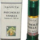 Nandita Patchouli Vanilla perfume oil