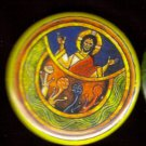 The Great Canterbury Psalter pinback button badge 1.25&quot;