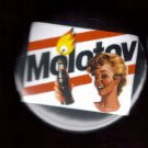 MOLOTOV pinback button badge 1.25""