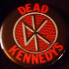 1 DEAD KENNEDYS pinback button badge 1.25""