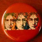 1 PSYCHEDELIC JOHN LENNON pinback button badge 1.25""