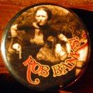 """1 BONNIE PARKER """"ROB BANKS!"""" pinback button badge 1.25"""""""