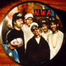 1 N.W.A. PORTRAIT pinback button badge 1.25""