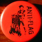ANTI-FLAG STENCIL pinback button badge 1.25""