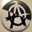 Anarcho-Pacifist pinback button badge 1.25""
