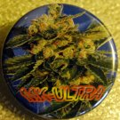 MARIJUANA MK-ULTRA pinback button badge 1.25""