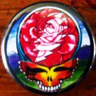 GRATEFUL DEAD - SCARLET BEGONIAS pinback button badge 1.25""