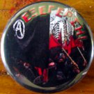 "GREEK ""REVOLT!"" pinback button badge 1.25"""