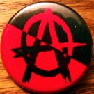 Anarcho-Syndicalist pinback button badge 1.25""
