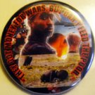 "2PAC - ""THEY GOT MONEY FOR WARS BUT CAN'T FEED THE POOR.""  PINBACK BUTTON BADGE 1.25"""