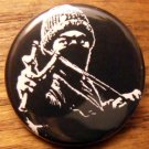 REBEL W/ SLINGSHOT pinback button badge 1.25""