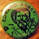 EDWARD ABBEY pinback button badge 1.25""