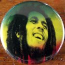 RASTA BOB MARLEY #1 pinback button badge 1.25""