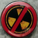 ANTI-NUKE pinback button badge 1.25""