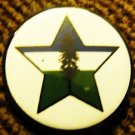 CASCADIA STAR pinback button badge 1.25""
