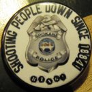 SPOKANE POLICE - SHOOTING PEOPLE DOWN SINCE 1884!