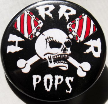 HORRORPOPS pinback button badge 1.25""