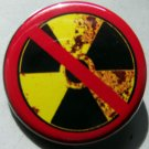 ANTI-NUKE 2 pinback button badge 1.25""