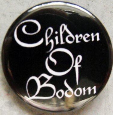 """CHILDREN OF BODOM pinback button badge 1.25"""""""