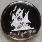 THE PIRATE BAY pinback button badge 1.25""