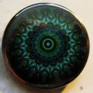 FRACTAL ART #1 pinback button badge 1.25""