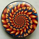 FRACTAL ART #5 pinback button badge 1.25""