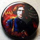 NESTOR MAKHNO pinback button badge 1.25""