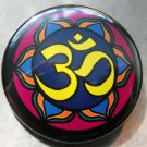 OM #1 pinback button badge 1.25""