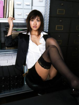 3 DVDs best sexy asian girls stockings nylons pantyhose lingerie hot secretary