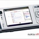 New NOKIA N95 GSM UNLOCKED Black in Box-GPS, MP3, CAMERA
