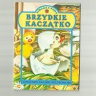 THE UGLY DUCKLING POLISH LANGUAGE STORY AND PUZZLE BOOK