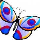 Butterfly #2 Return Address Labels