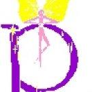 Fairy Letter Return Address Labels