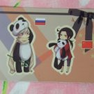 Hetalia Doujin Goods | RoChu Magnets