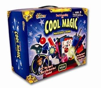 COOL MAGIC 150 PC MAGICIANS TRUNK  (CHILDS SET)