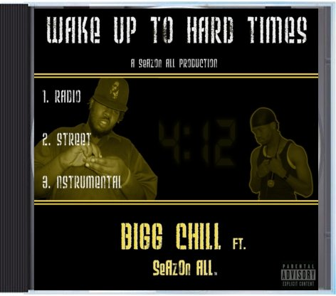 Wake Up to Hard Times (CD Single)