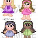 Chubby Dolls 1-Emailed as JPEG File-Commercial and Personal Use